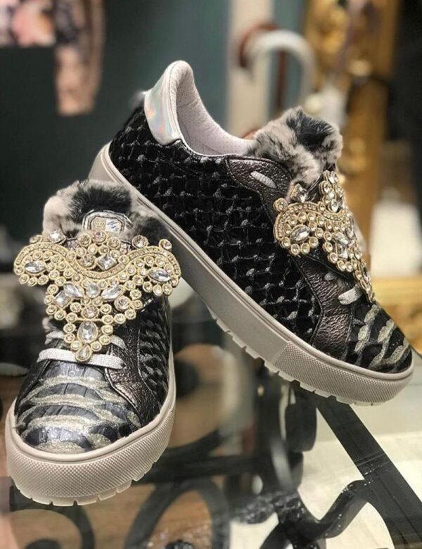 Zapato pelo negro 2